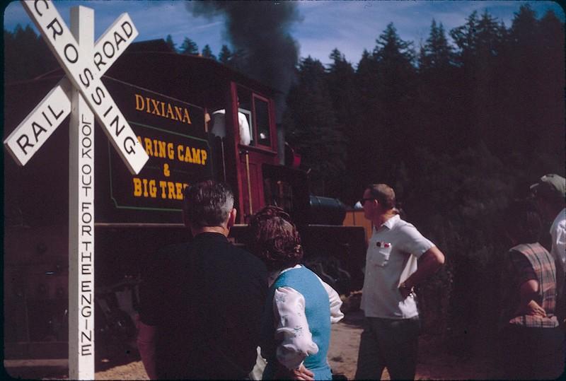 1963 09 Narrow guage train.jpg