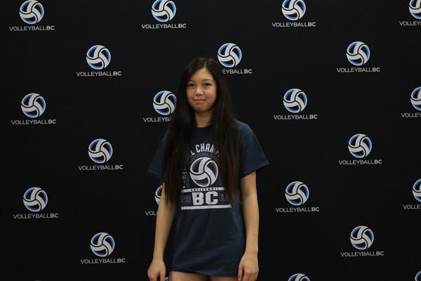 2018 12U-14U Provincial Championships MIP (Most Inspirational Player)