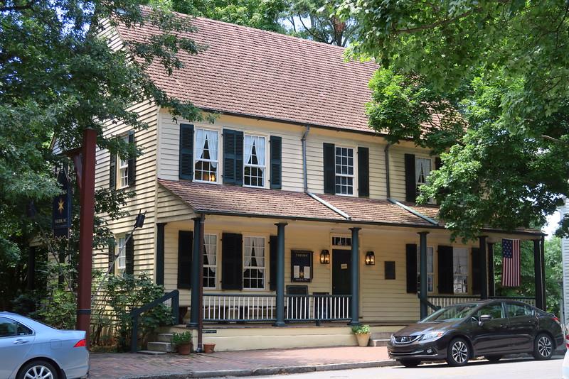 Salem Tavern Restaurant (ca. 1816)