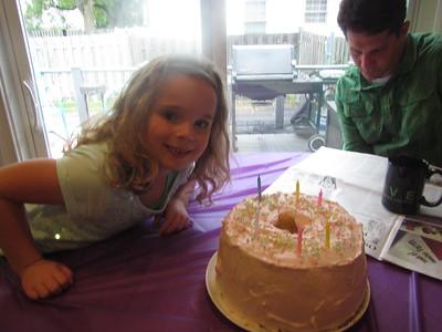 Quinna's Birthday