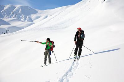Ski Denali