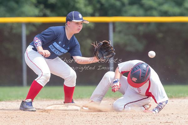 2015 Summer Baseball