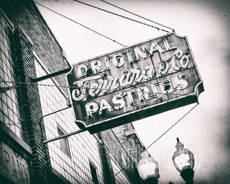 Original Ferrara &  Co. Pastries
