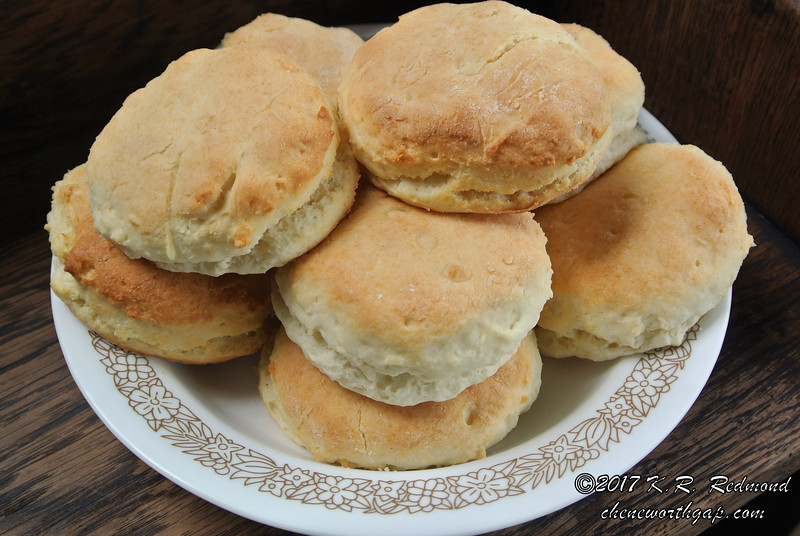 Two Ingredient Savory Scones *