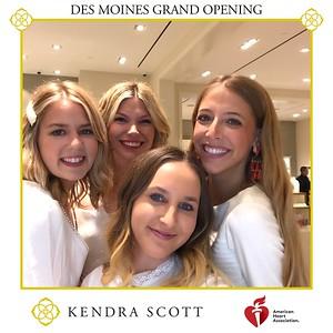Kendra Scott DSM Grand Opening