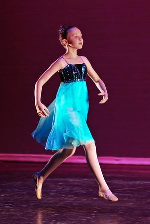 Level IIIA Ballet