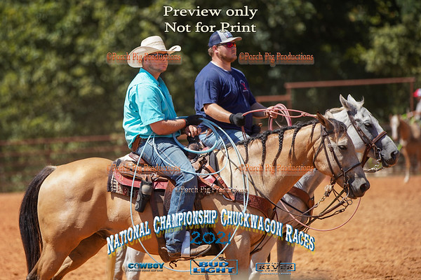 Tuesday Team Roping