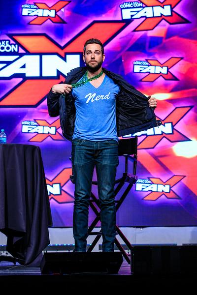 Salt Lake Comic Con and FanX Promo