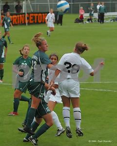 Princeton/Dartmouth - Women - 9/30/2006
