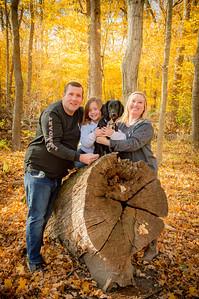 Hawkins Family - November 2020