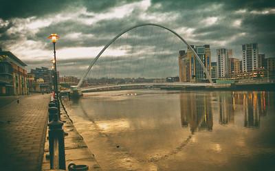 016 - Quayside, Newcastle upon Tyne, Tyne & Wear - UK 2013.