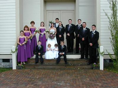 Josh's Wedding