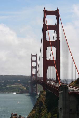 San Francisco and Napa Valley
