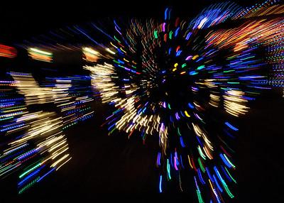 Christmas Lights Photo Walk