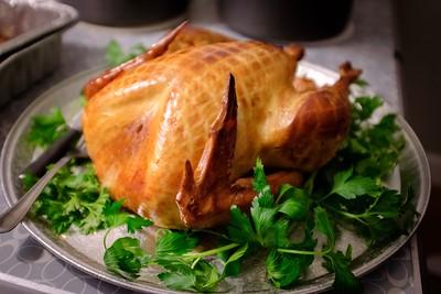 2018-11-16 IUSM Thanksgiving Dinner