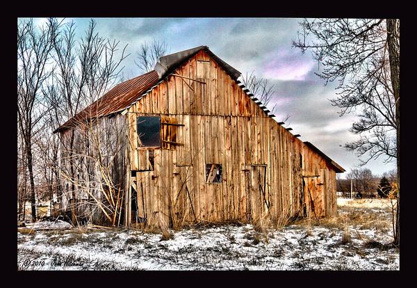 Highway 61 Barn