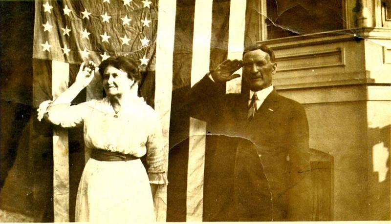 Joseph Underwood & Vianna P. Eldredge