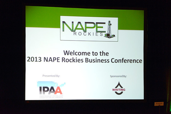 NAPE Rockies Expo, 2013