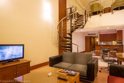 Holiday Inn Kuala Lumpur (Duplex Suite)