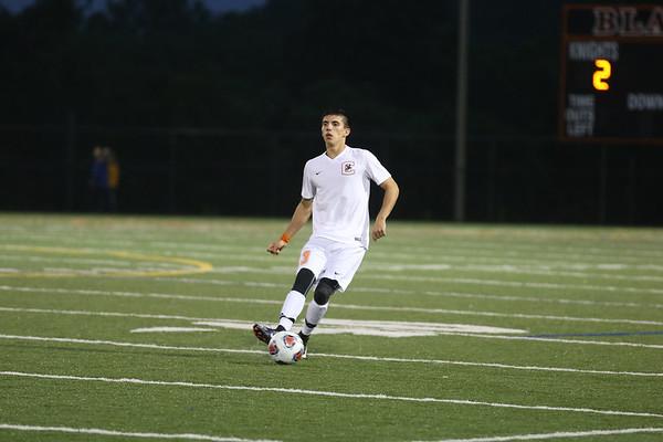CHS versus LCA boys soccer region tourney 2017