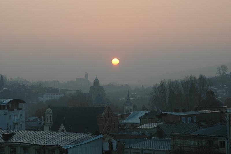 041113 0693 Georgia - Tbilisi Rustavi Square Sunrise _D _E _I _H ~E ~L.JPG