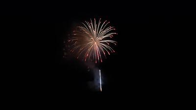 4th of July 2015 Fireworks Lake Tahoe