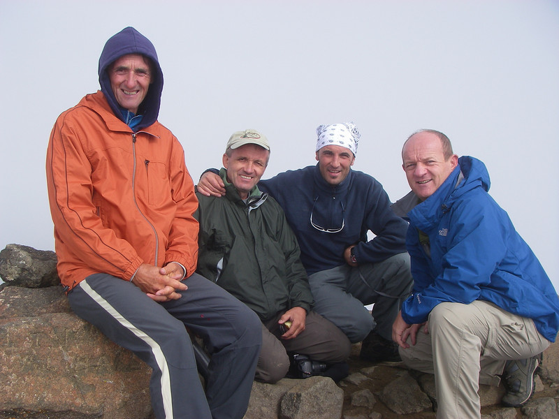 Mt. Sneffels (14,156 ft = 4.315 m)