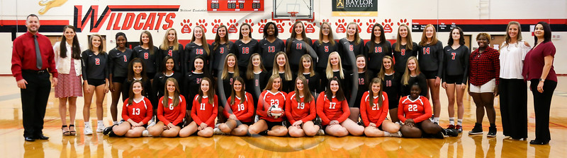 2018 LHHS Volleyball