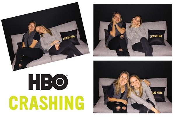 "HBO ""Crashing the Season 2 Premiere Chicago"""
