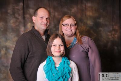 Strawn Family Dec 2013