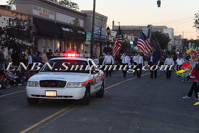 Columbus Day Parade Hosted by Farmingdale 10-11-15
