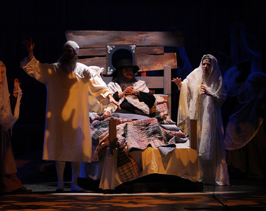 THS: 2011 Fiddler on the Roof, Act I