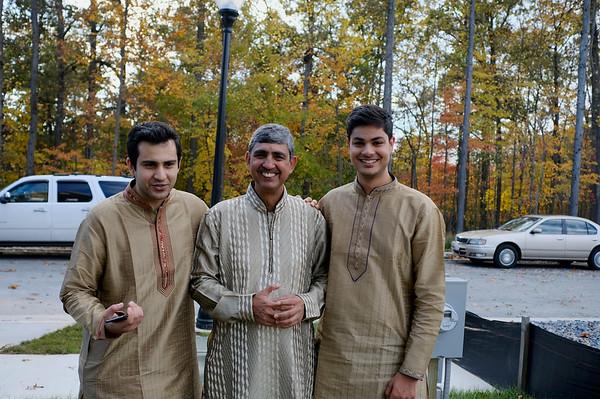 Dhawan Family-2016