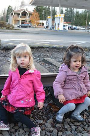Santa Train 2012
