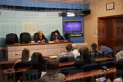 15.07.2019 Пресс-конференция Председателя ГС РТ (Александр Эшкинин)