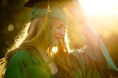 Aubrey Graduation~Senior Photos
