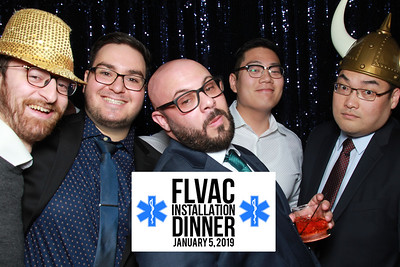 FLVAC Installationl Dinner - 1/5/19