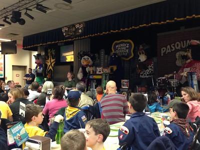 2013 - Winter Scouting Activities
