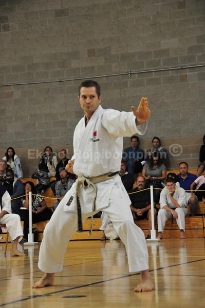 Shinkyu Shotokan Tournament 2010