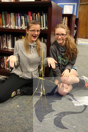 Spaghetti Tower Challenge