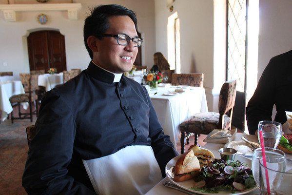 Abbe Estrada visits his alma mater, UC Berkeley! (August 13, 2013)