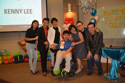 2016 Malaysia Happiness Team Muscular Distrophy Drive