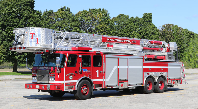 Retired.  Truck 1   2016 E-One Cyclone   100' Tower