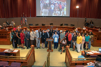 Board of Commissioners Meeting, July 10, 2019