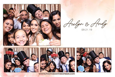 Arelyn and Andy  Wedding 092119