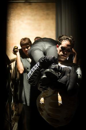 You killed Hamlet 2012