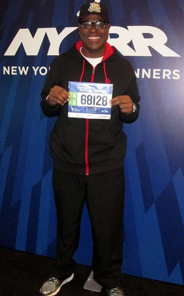 The TCS NYC Marathon 2017