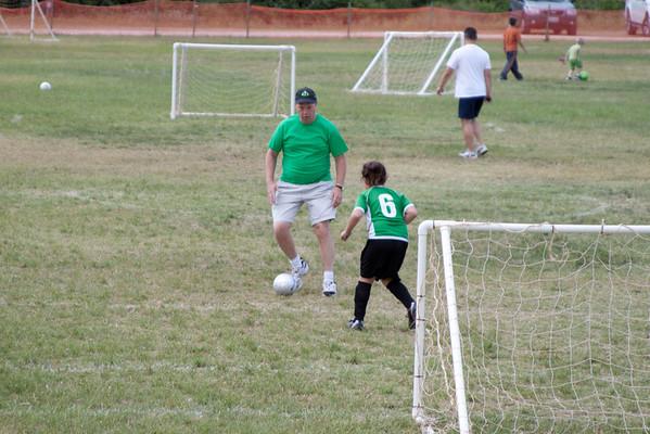 Keesee Soccer Game 2012