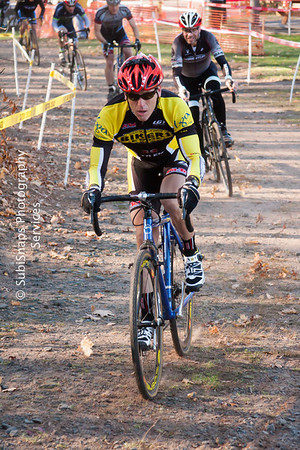 Cheshire Cycles CX Round #4