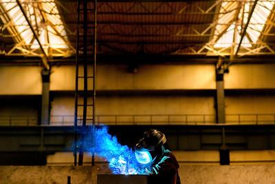 Fotografie Industrială